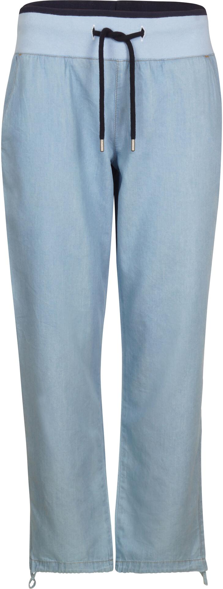 Elkline Bleu Pantalon Femme Blaue Lagune 13JFcTKl
